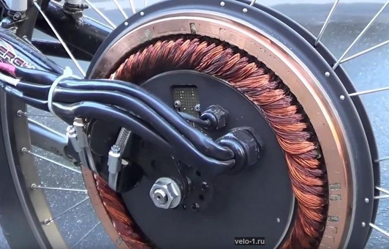 Мотор-колесо Дуюнова: уникальное изобретение!