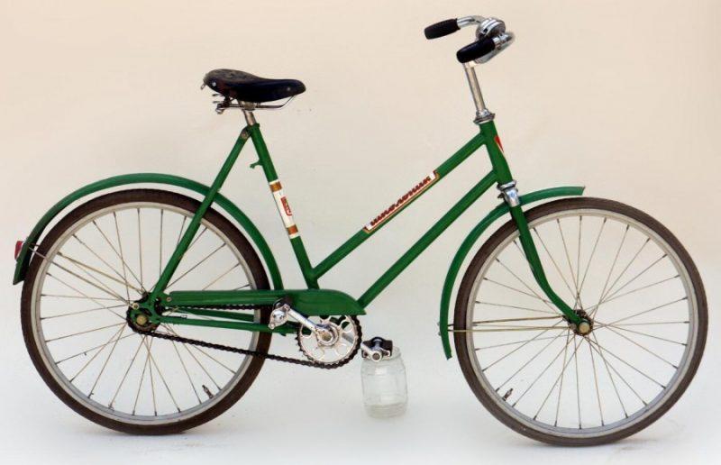 """Велосипед """"Школьник"""" и моя глупость"""
