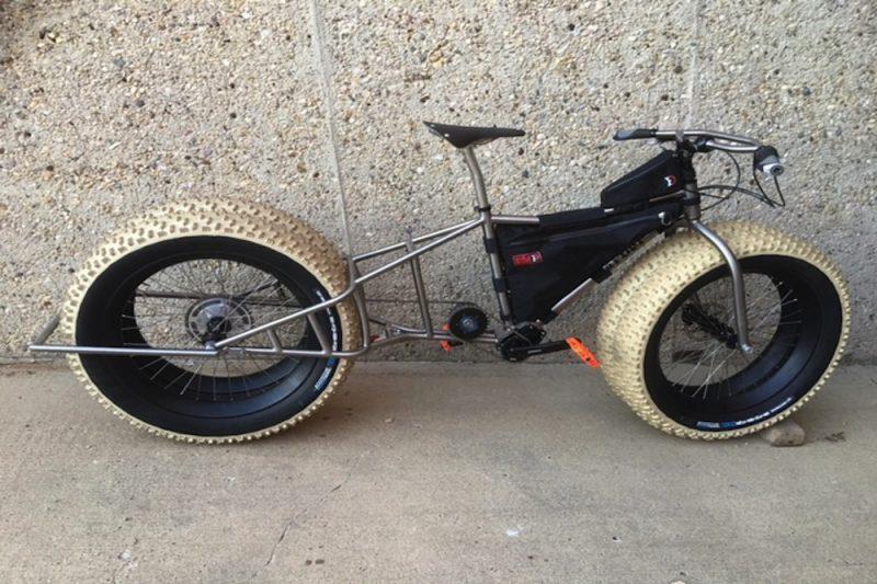 Арктический велосипед