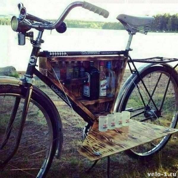 Необычные велосипеды, 20 фото