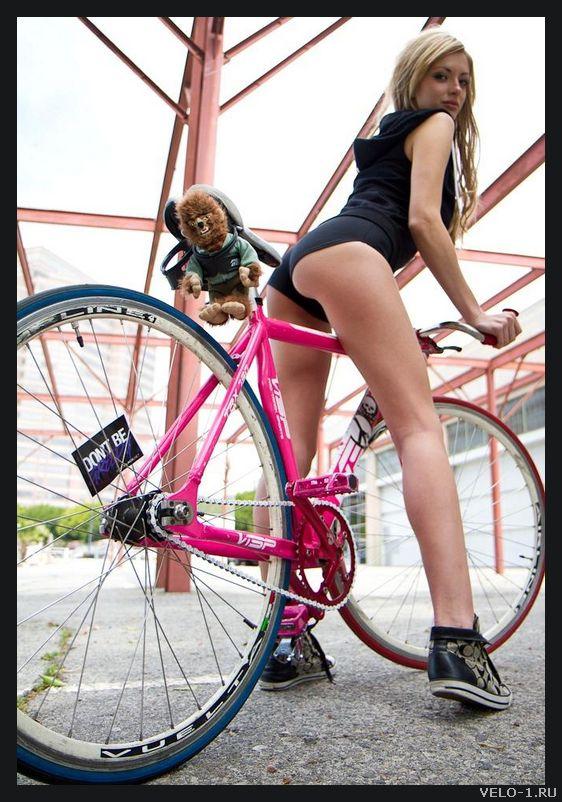 Подборка велокартинок на теплый апрель 2017 года! 26 картинок