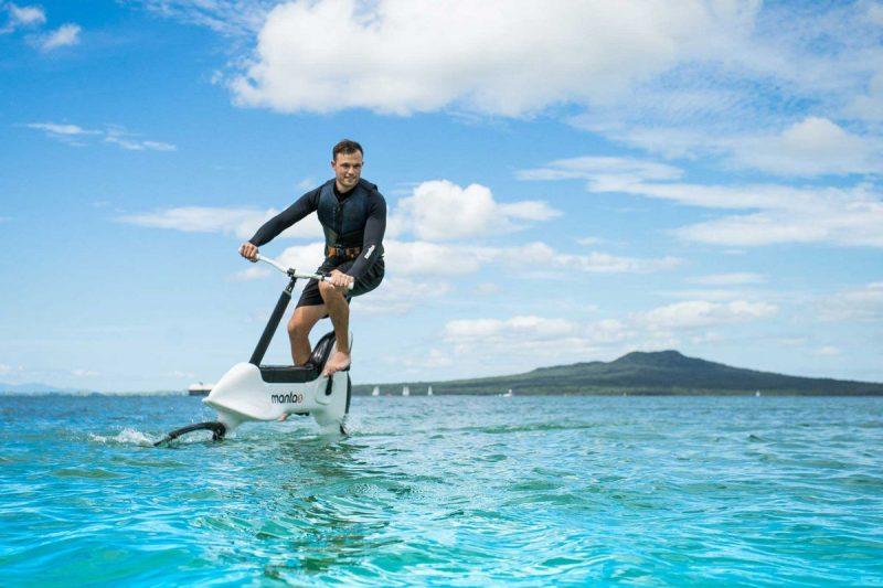 Manta5 — электровелосипед, который умеет плавать