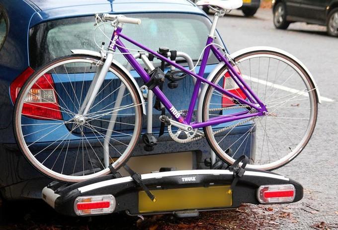 Как перевезти велосипед на машине? Ответ тут!