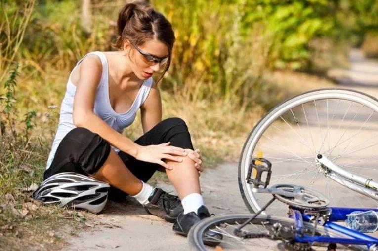 Почитайте это, если болят колени после велосипеда