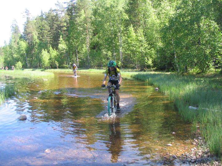Путь к велосипеду после множественного перелома колена и бедра