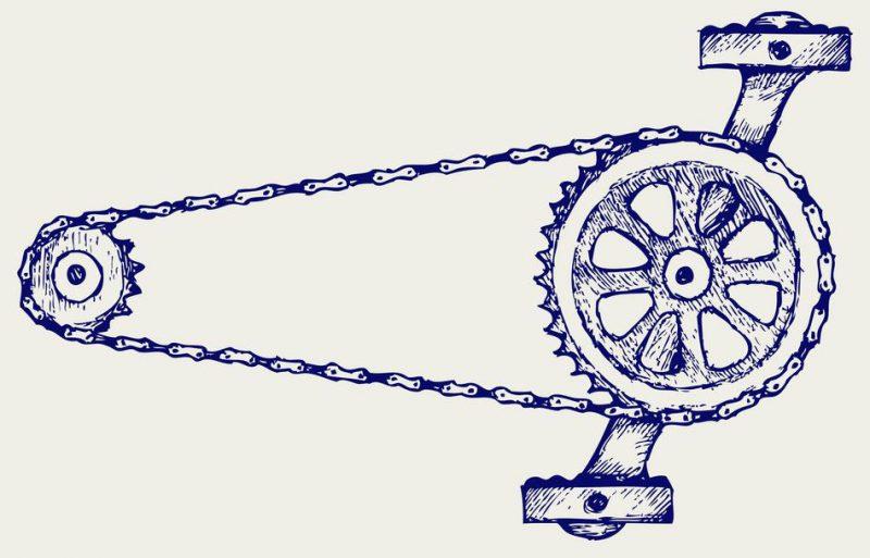 Когда менять велосипедную цепь?