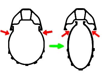 Как проще всего снять покрышку, шаг 3